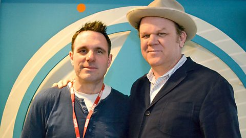 Image for John C. Reilly speaks to Shaun Keaveny