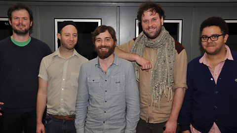 Image for Wintersleep speak to Marc Riley
