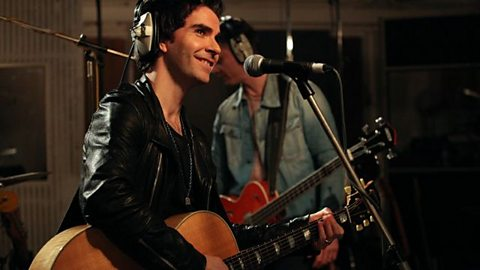 Image for Stereophonics on being at Abbey Road Studios