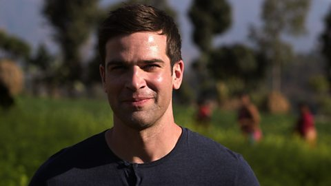 Image for Gethin Jones'  BBC Lifeline Appeal for Renewable World