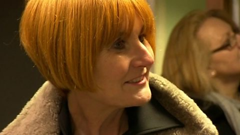 Image for Mary Portas in Market Rasen