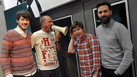 Image for Sweet Baboo chat to Marc Riley