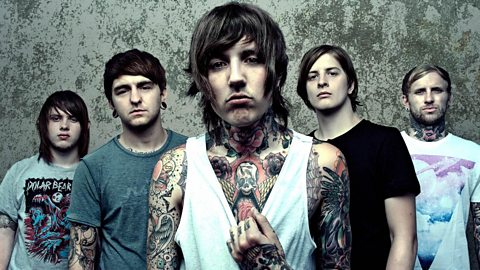 Image for Bring Me The Horizon chat to Phil and Alice