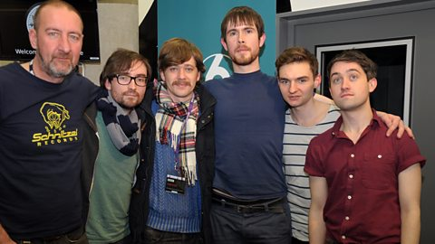 Image for Villagers catch up with Marc Riley