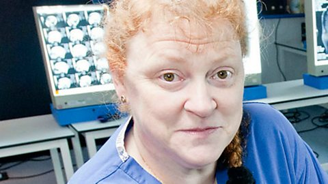 Image for Professor Sue Black: 'Inside the human body is such an amazing place'