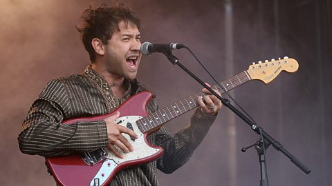 Image for Unknown Mortal Orchestra chat to Marc Riley