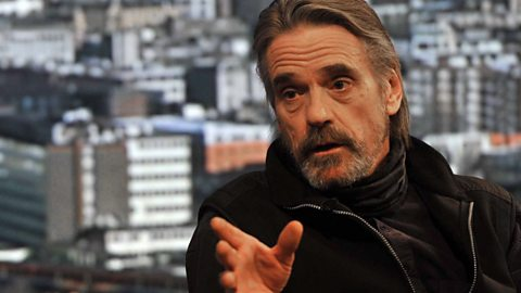 Image for Jeremy Irons: