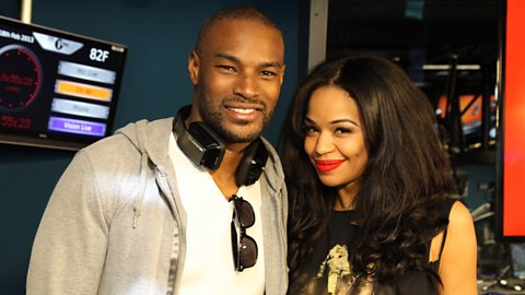 Image for Tyson Beckford Strips for Sarah Jane