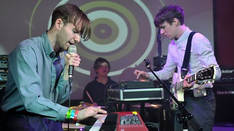 Image for Dutch Uncles speak to Marc Riley
