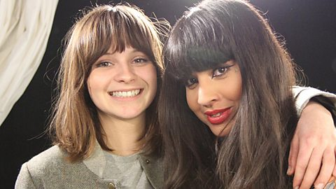Image for Gabrielle Aplin chats to Jameela