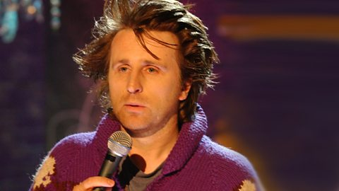 Image for Milton Jones: Celebrity Interview