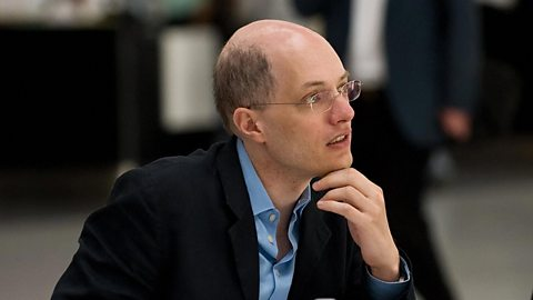 Image for Philosopher Alain de Botton on good, cultural propaganda