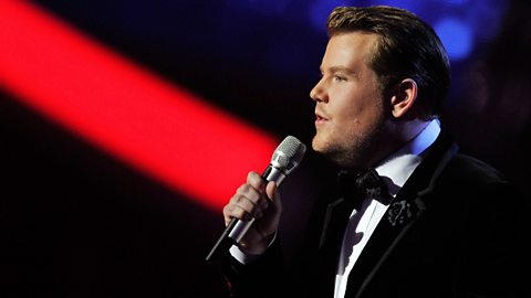 Image for James Corden on