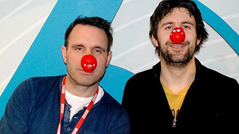 Image for Mark Watson chats to Shaun Keaveny