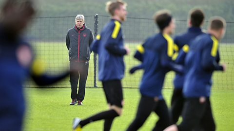 Image for Does Wenger allow enough defensive coaching?