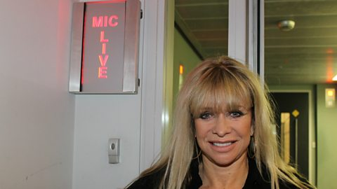 Image for Jo Wood on her rock and roll lifestyle
