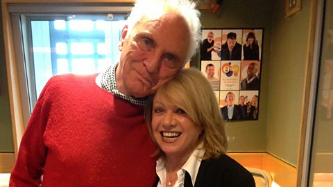 Image for Terence Stamp speaks to Elaine Paige