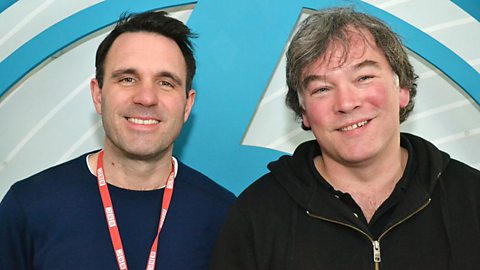 Image for Stewart Lee in conversation with Shaun Keaveny