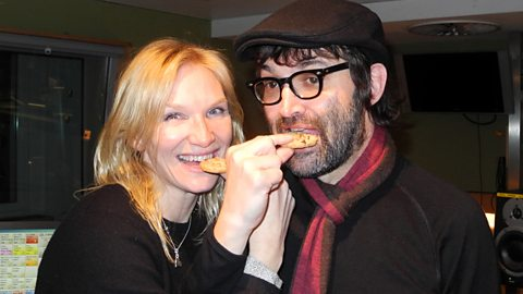 Image for E from Eels chats to Jo Whiley