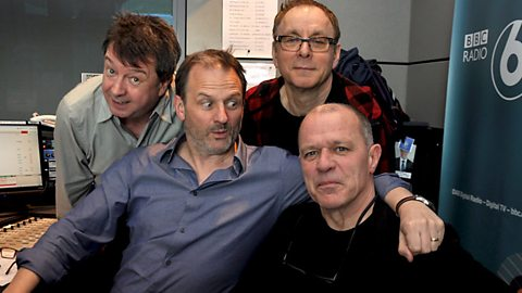 Image for Colin Newman and Graham Lewis of Wire join Radcliffe and Maconie