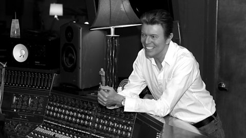 Image for David Bowie - Archive Interview with Mark Radcliffe (1995)