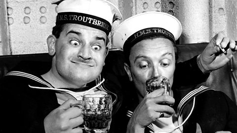 Image for New on Radio 4 Extra: The Navy Lark Ser 8 Ep1 - Searching For Their Ship