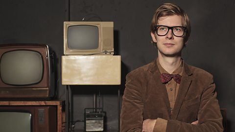 Image for J Willgoose Esq of Public Service Broadcasting - Interview