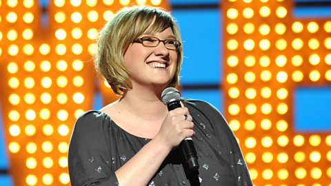 Image for Sarah Millican on being hopeless at netball
