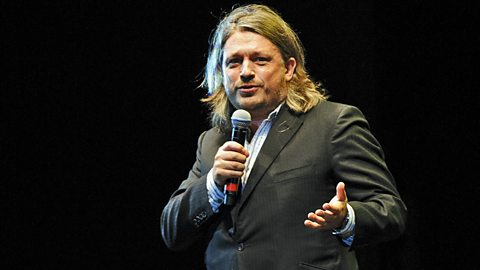 Image for Richard Herring chats to Stuart Maconie about his new show