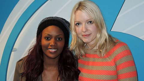 Image for Lulu James chats to Lauren Laverne