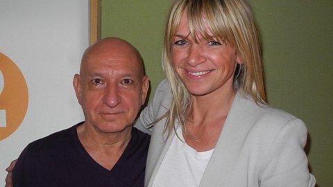 Image for Sir Ben Kingsley interview with Zoe Ball