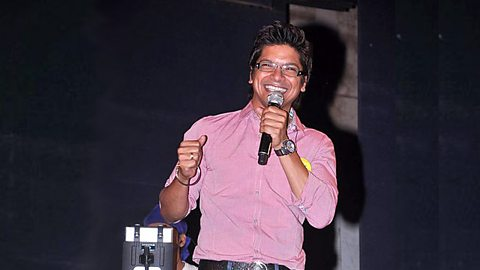 Image for Bollywood playback singer Shaan