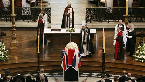 "Image for Matthew Parris: Margaret Thatcher funeral ""extraordinary"