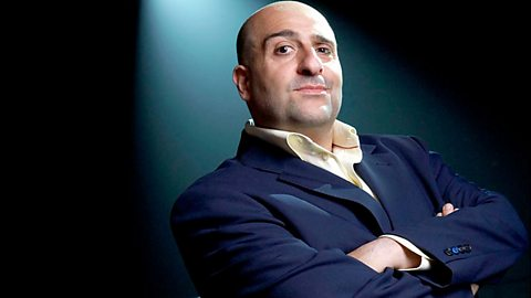 Image for Omid Djalili - Interview