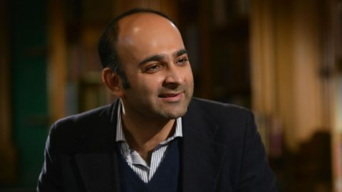 Image for Mohsin Hamid on The Reluctant Fundamentalist