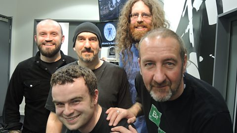 Image for Mugstar join Marc Riley in the studio