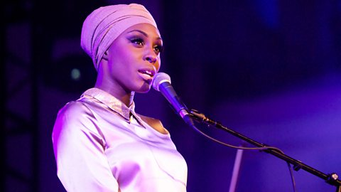 Image for Laura Mvula chats to Cerys