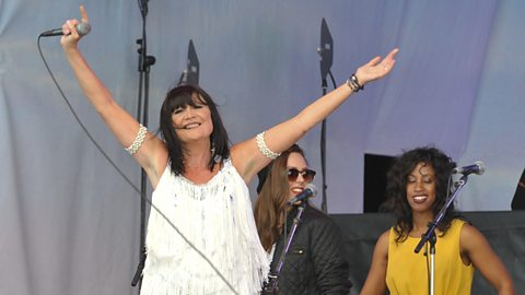 Image for Sandie Shaw chats to Radcliffe and Maconie