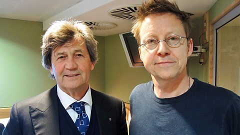 Image for Melvyn Bragg joins Simon Mayo in the studio