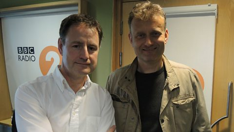Image for Hugh Dennis chats to Richard Allison