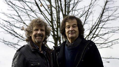 Image for Rod Argent and Colin Blunstone of the Zombies chat to Radcliffe and Maconie