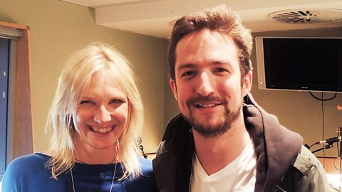Image for Frank Turner speaks to Jo Whiley