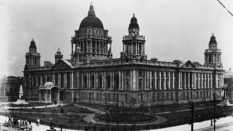 Image for Belfast City Hall