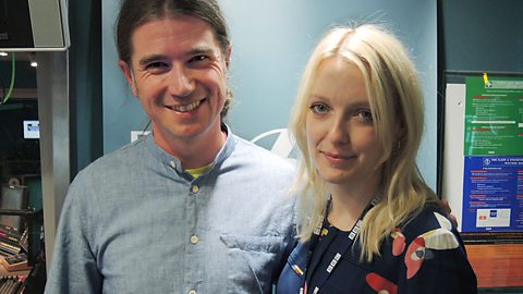 Image for Rob da Bank joins Lauren Laverne in the studio
