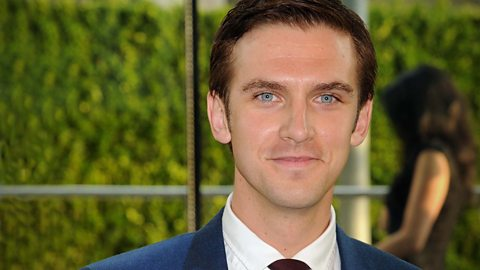 Image for Dan Stevens talks to Simon Mayo