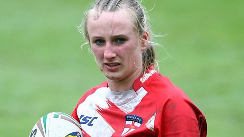 Image for Interview with England international Jodie Cunningham