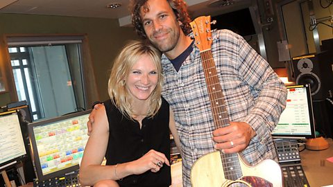 Image for Jack Johnson chats to Jo Whiley
