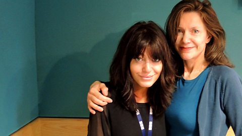 Image for Belinda Lang chats to Claudia Winkleman
