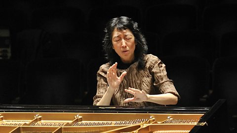 Image for Mitsuko Uchida on practice