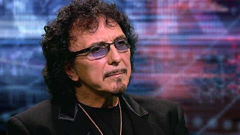 Image for Black Sabbath's Tony Iommi on the occult and drug use